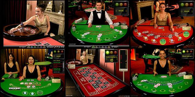 live dealers en croupiers bij live casino's